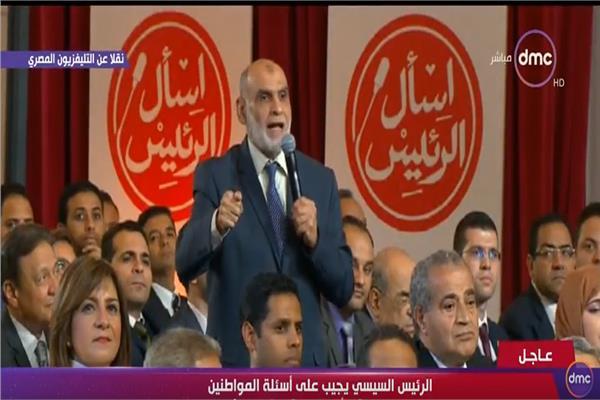 رئيس جمعية الأورمان ممدوح شعبان