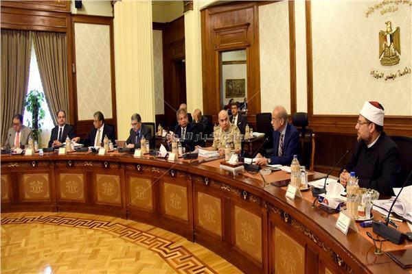 غدا.. رئيس الوزراء يرأس اجتماع الحكومة الأسبوعي