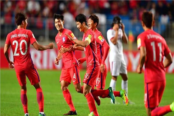 منتخب كوريا الجنوبية