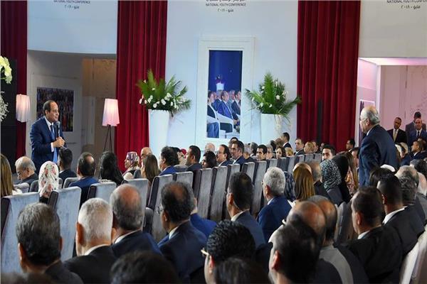 الرئيس السيسي يشكر المرشح الرئاسي السابق موسى مصطفى