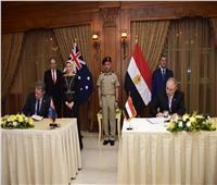 «الخدمة الوطنية» يتعاقد مع شركة إسترالية للاستفادة من الرمال السوداء بمصر