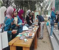 الإتحاد المصرى لطلاب الصيدلة بجامعة هليوبوليس ينظم حملة للتوعية بأهمية القراءة