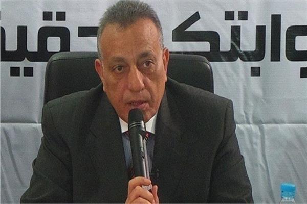 محافظ الجيزة اللواء محمد كمال الدالي