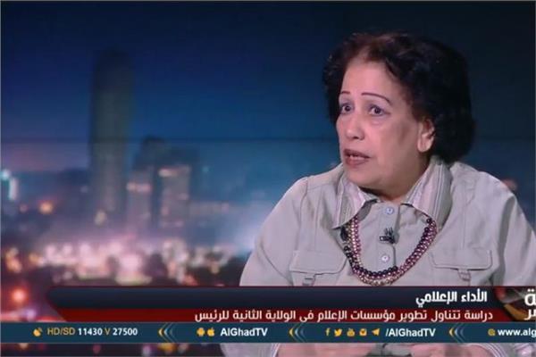 فيديو| هدى زكريا: الحس الوطني في الإعلام بـ«عافية»