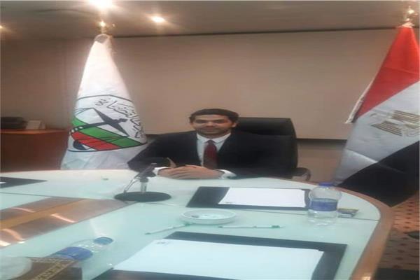 المستشار محمد حسين عامر- قاضيالمعارضات بمحكمة جنح أول أكتوبر