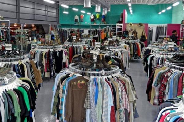 ملابس جاهزة -صورة أرشيفية