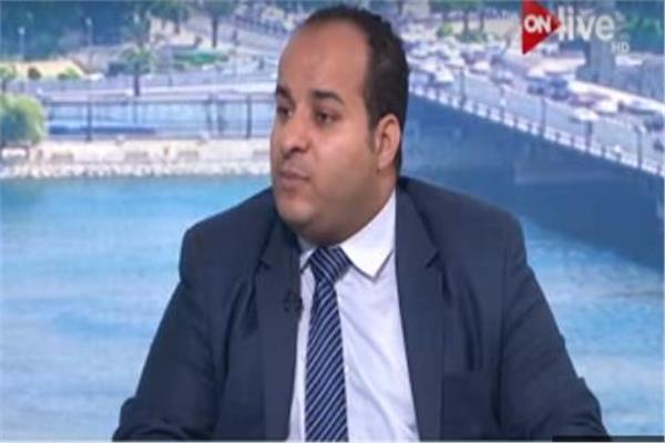 يوسف الورداني معاون وزير الشباب