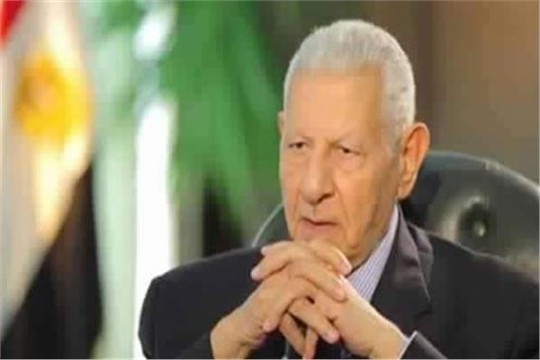 الكاتب الصحفي مكرم محمد أحمد، رئيس المجلس الأعلى لتنظيم الإعلام