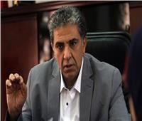 وزير البيئة الدكتور خالد فهمي