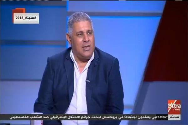 محمد نور المدرب العام للاتحاد السكندري