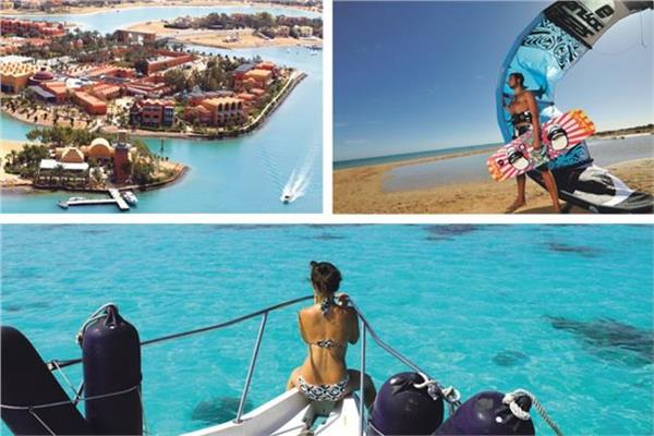 فيديو| سياح يروجون للسياحة المصرية بطريقتهم الخاصة