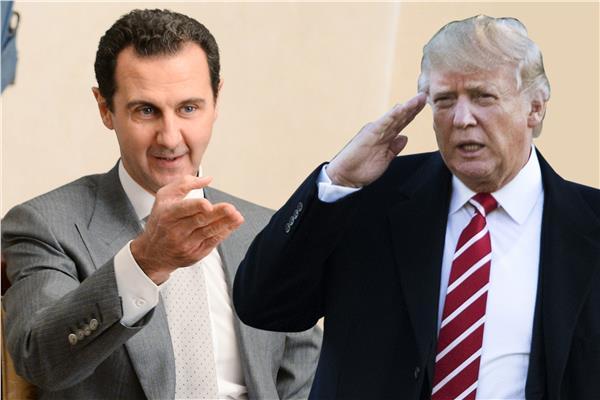 الأسد يهدد أمريكا: ارحلوا عن سوريا قبل اتخاذ القوة
