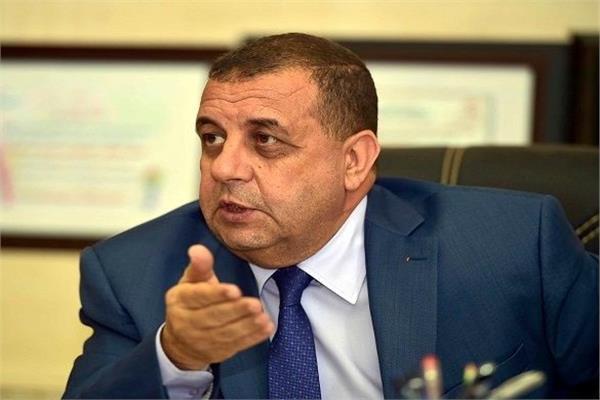 سامي عبد الرحمن رئيس شركة الحديد والصلب