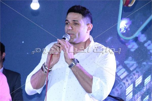 محمد نور خلال الحفل