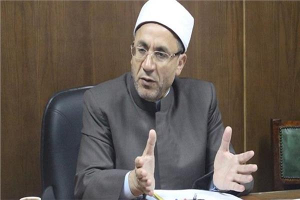 د.محيي الدين عفيفي الأمين العام لمجمع البحوث الإسلامية