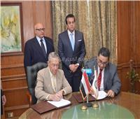 بروتوكول تعاون لإنشاء كليات الخدمة المجتمعية بمصر