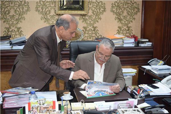 فتح 171 فصلا لمحو الأمية بـ7 مراكز شباب في المنيا