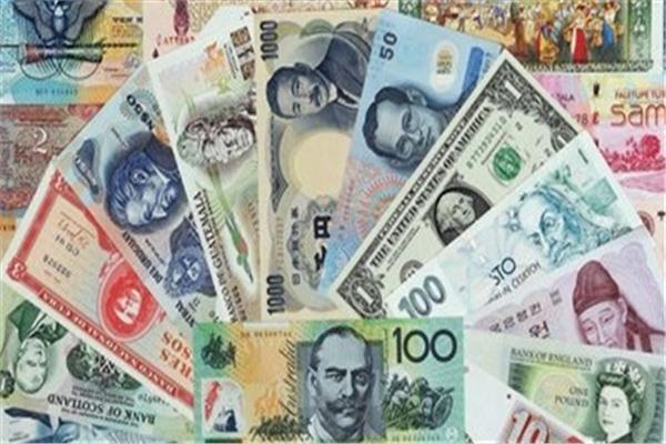 ننشر أسعار العملات الأجنبية بعد تثبيت الدولار الجمركي