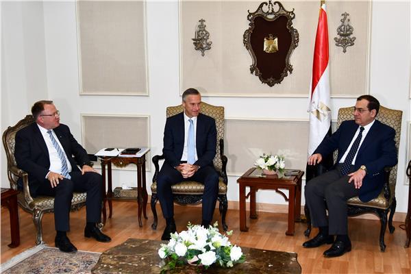 الشركات الألمانية تعرض توسيع استثماراتها في مصر