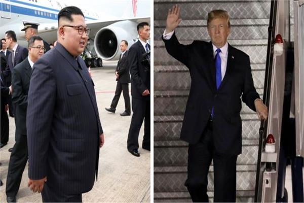 ترامب يأمل بأن تسير قمة سنغافورة مع كيم جونج أون «بشكل جيد»