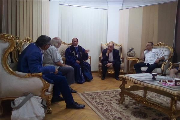 رئيس الكنيسة الرسولية: مصر ماضية في طريق الإصلاح