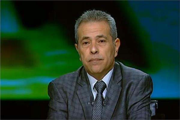 فيديو| توفيق عكاشة: «عُدت للشاشة من أجل مصر»