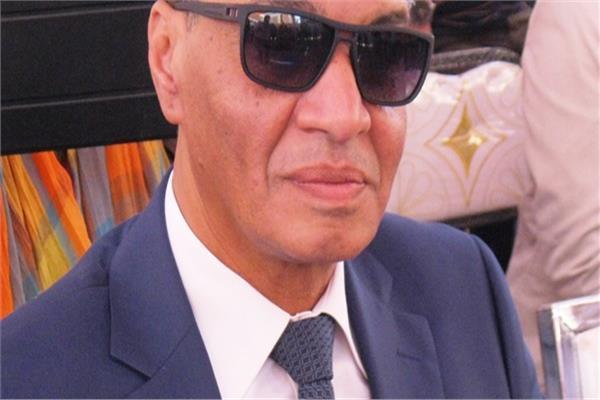 اللواء جرير مصطفى مدير أمن بني سويف