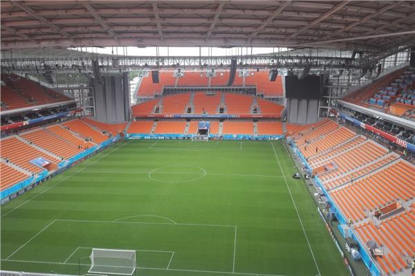 صورة الملعب