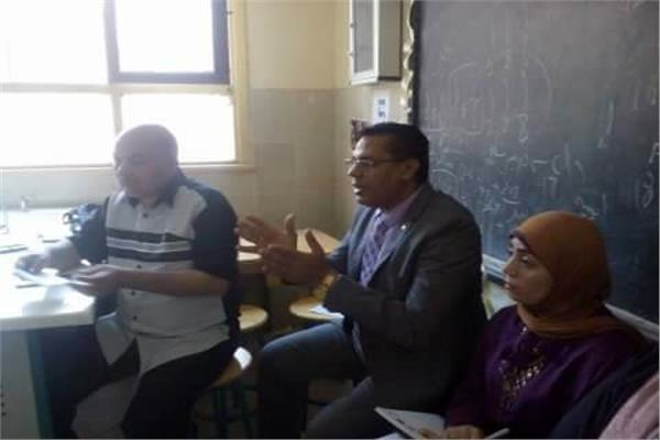 مشروع دعم وإصلاح التنمية المحلية يزور قرية ههيا بالمنيا