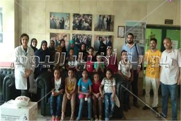 الكبد المصري يعالج أطفال أنيميا «المتوسط» المصابين بفيروس سي