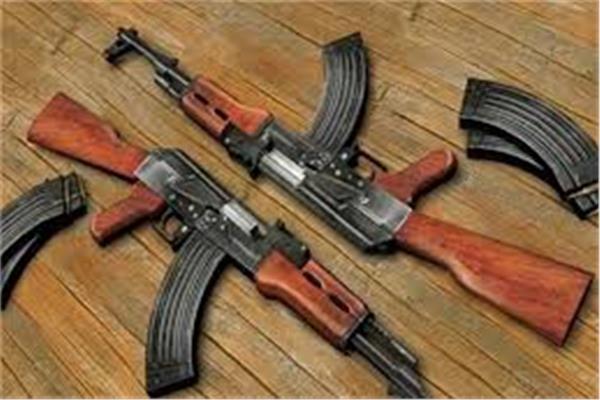 أسلحة نارية - أرشيفية