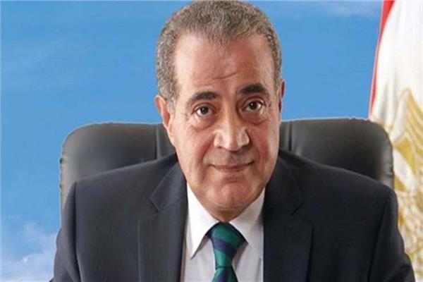 الدكتور تامر صلاح مختار وكيل وزارة التموين