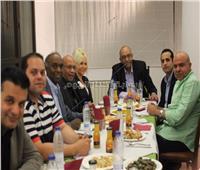 صور| حفل إفطار الجالية المصرية في إسبانيا