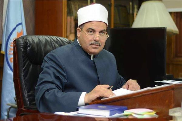 رئيس جامعة الأزهر الدكتور محمد المحرصاوي