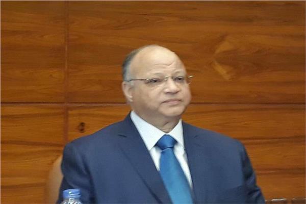 اللواء خالد عبد العال مساعد وزير الداخلية