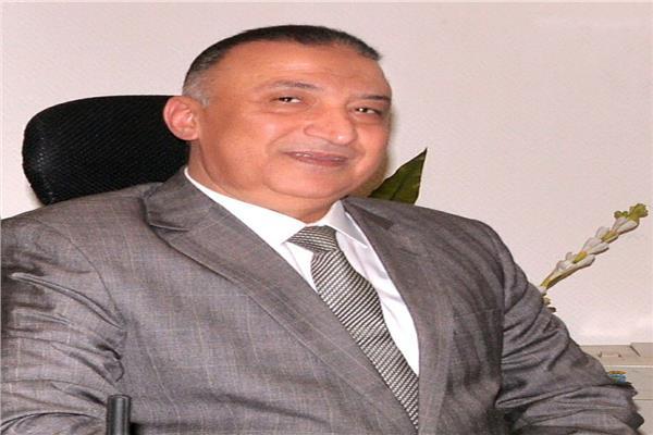 اللواء محمد الشريف - مدير أمن الأسكندرية