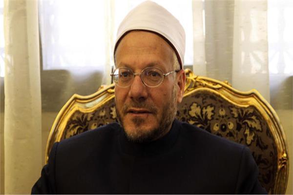 مفتي الجمهورية الأستاذ الدكتور شوقي علام