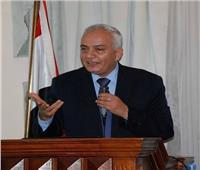 الدكتوررضا حجازى رئيس قطاع التعليم العام