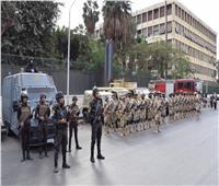 قوات من الجيش والشرطة - أرشيفية