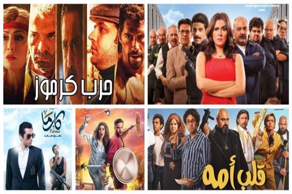5 أفلام تتنافس على «العيدية».. ولا مكان لـ«التجاري»
