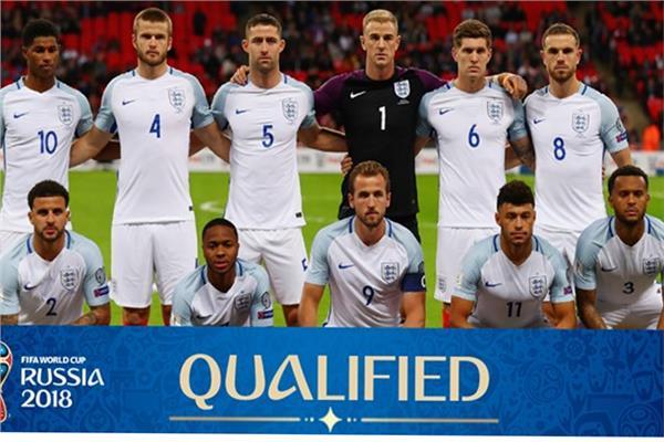 المنتخب الانجليزي