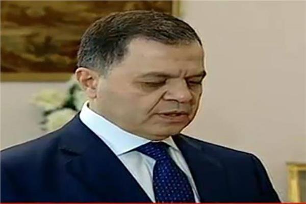اللواء محمود توفيق وزير الداخلية الجديد