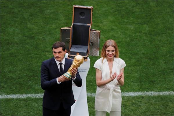 من افتتاح كأس العالم
