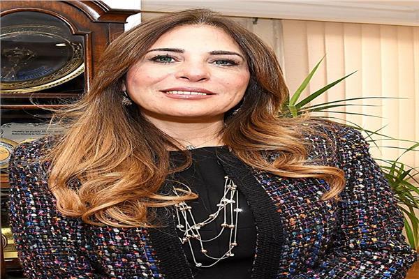 المهندسة راندة المنشاوى نائب وزير الإسكان لشئون المتابعة والمرافق
