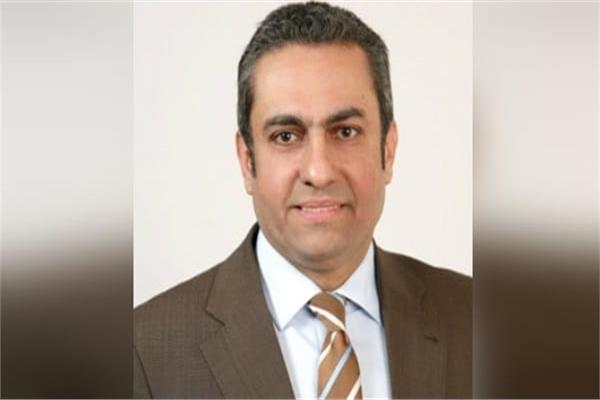 خالد عباس نائب وزير الإسكان للمشروعات