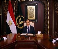 وزير الداخلية اللواء محمود توفيق