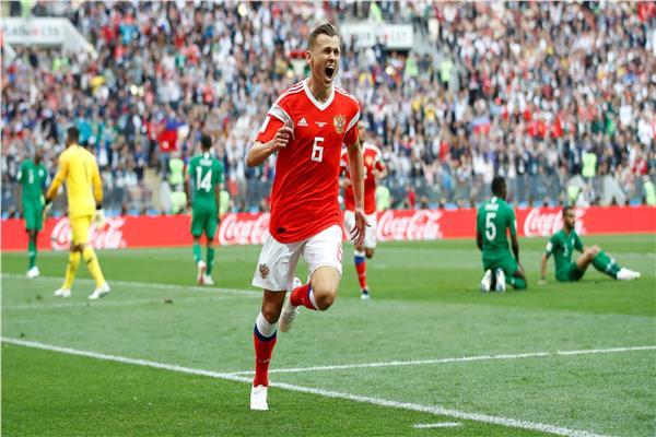تشيرشيف بعد الهدف الثاني