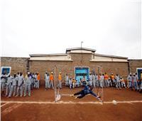 صور| في سجن كيني.. روسيا تهزم السعودية 5-صفر قبل افتتاح المونديال