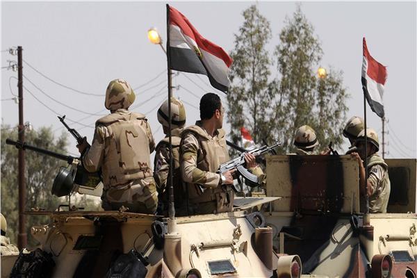 تعزيز القوات حول ساحات الصلاة في مدن شمال سيناء