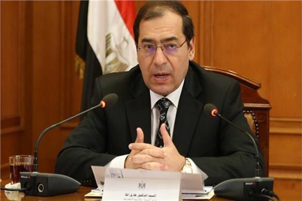 وزير البترول والثروة المعدنية المهندس طارق الملا